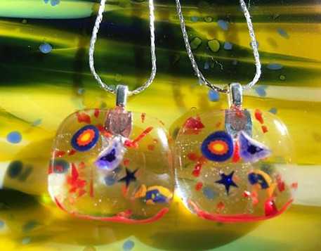 glass jewelry